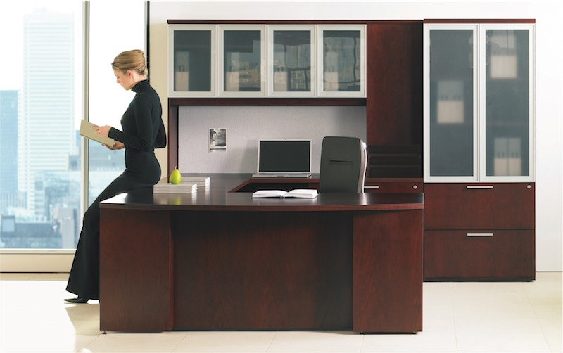 Expansion Casegoods Office Furniture Group